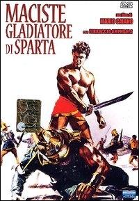 La locandina di Maciste, gladiatore di Sparta