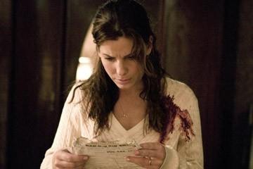Sandra Bullock in una immagine del film Premonition