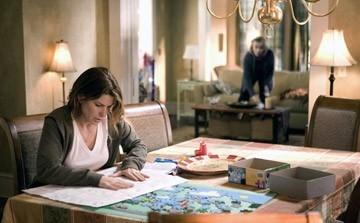 Sandra Bullock in una scena del film Premonition