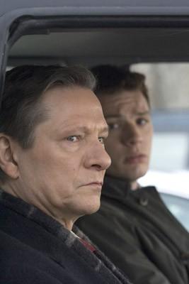 Chris Cooper e Ryan Phillippe in una scena di Breach - L'infiltrato
