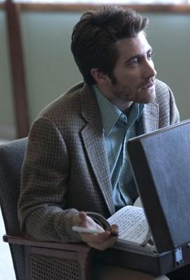 Jake Gyllenhaal in una scena del film Zodiac