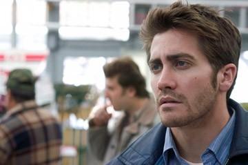 Una bella immagine di Jake Gyllenhaal in una scena del film Zodiac