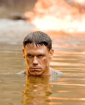 John Cena in una bella immagine del film Presa Mortale