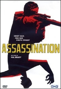 La locandina di Assassination