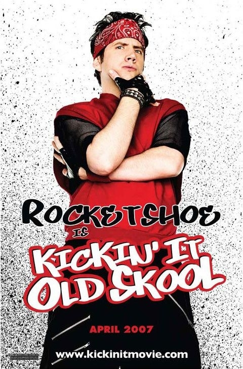 La locandina di Kickin It Old Skool