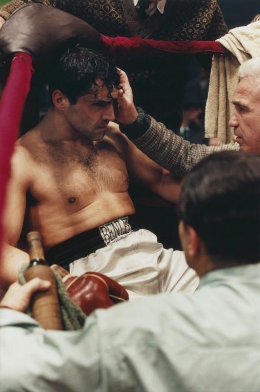 Jean-Pierre Martins in una scena del film La vie en rose