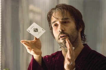 Jeremy Piven in una sequenza di 'Smokin' Aces'