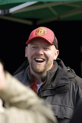 Joe Carnahan sul set di 'Smokin' Aces'