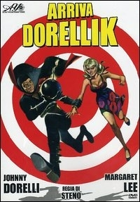 La locandina di Arriva Dorellik