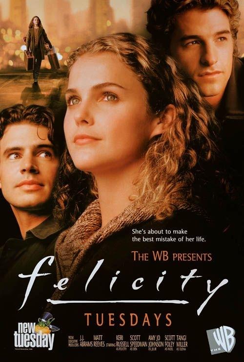La locandina di Felicity