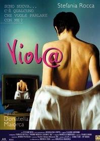 La locandina di Viol@