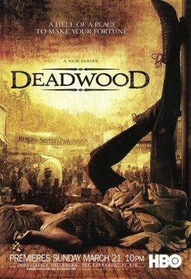 La locandina di Deadwood