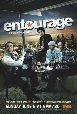 La locandina di Entourage