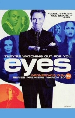 La locandina di Eyes