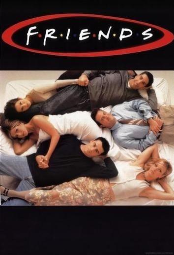 Una immagine promozionale della serie Friends