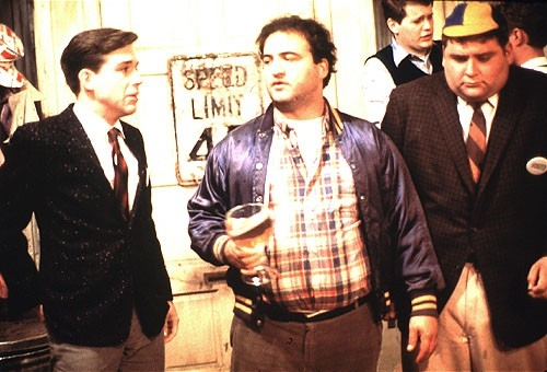 John Belushi in Animal House