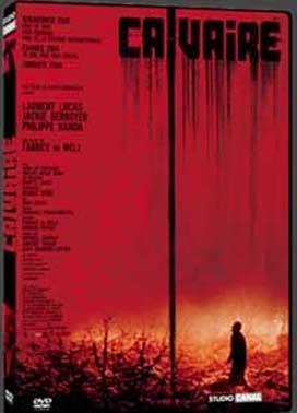 La copertina DVD di Calvaire