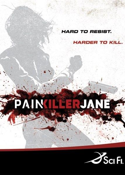 La locandina di Painkiller Jane