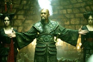 Chow Yun-Fat in una scena di Pirates of the Caribbean: At Worlds End