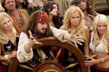 Darrell Hammond in una scena di Epic Movie