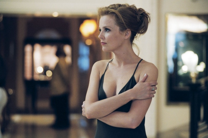 la sensuale Isabelle Carré in Hotel a cinque stelle