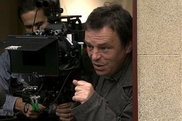 Neil Jordan sul set del film Breakfast on Pluto