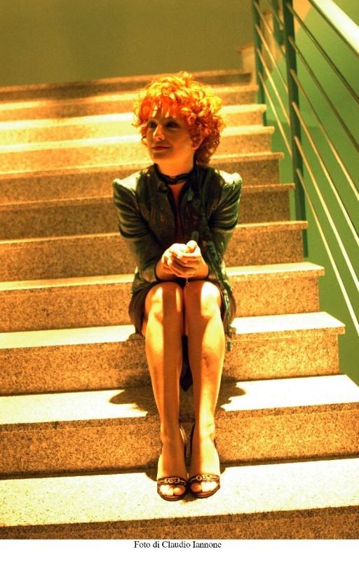 Giovanna Mezzogiorno in una scena di Notturno Bus