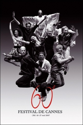 Il poster ufficiale di Cannes 2007