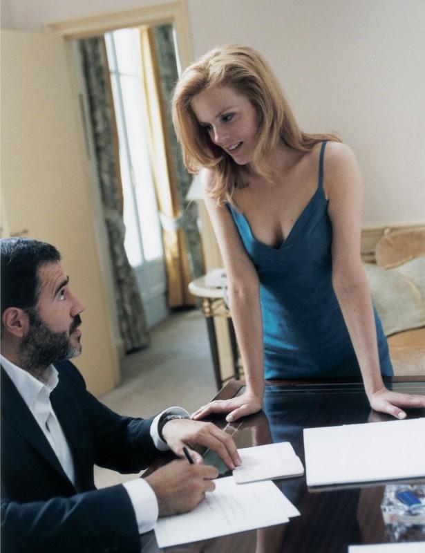 Isabelle Carré e José Garcia sono gli interpreti Hotel a cinque stelle