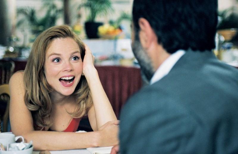 una luminosa Isabelle Carré e José Garcia in Hotel a cinque stelle