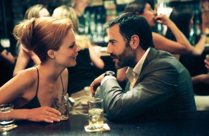 Isabelle Carré e José Garcia nel film Hotel a cinque stelle, del 2006