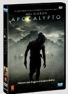 La copertina DVD di Apocalypto