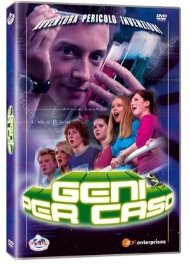 La copertina DVD di Geni per caso - Vol.  6