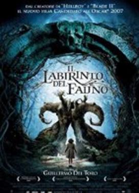 La copertina DVD di Il labirinto del fauno