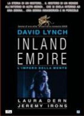 La copertina DVD di Inland Empire