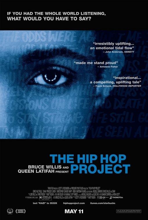La locandina di The Hip Hop Project