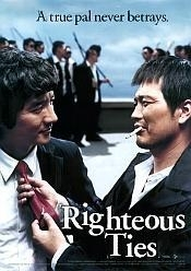 La locandina di Righteous Ties