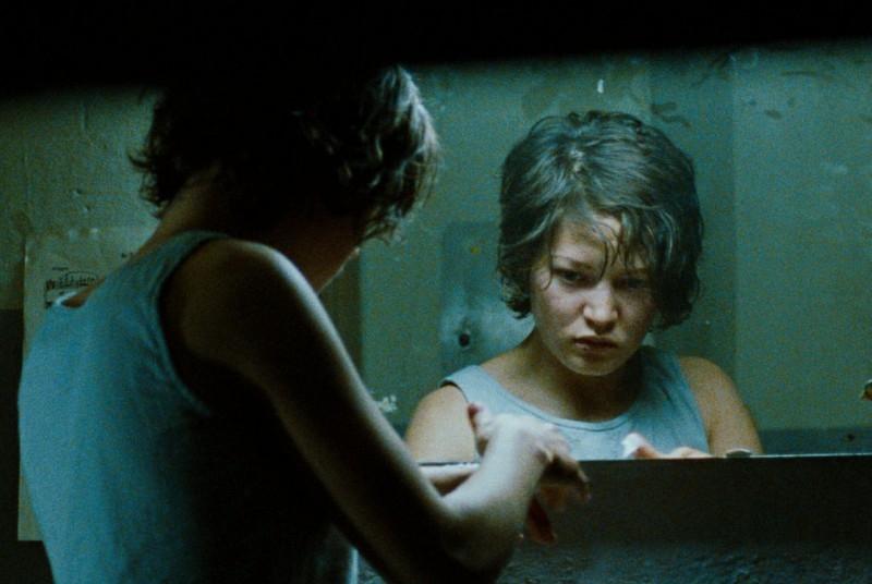 Una scena del film Quattro minuti