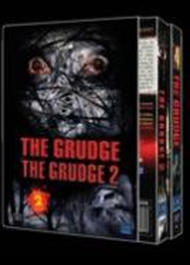 La copertina DVD di Cofanetto The Grudge 1 e 2