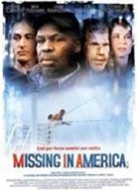 La copertina DVD di Missing in America