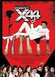 La locandina di Agent X44