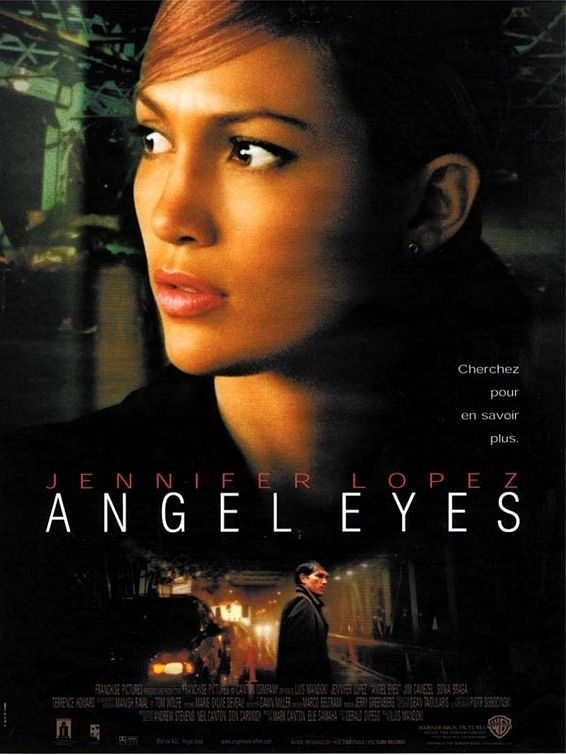 La locandina di Angel Eyes