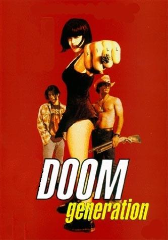 La locandina di Doom Generation