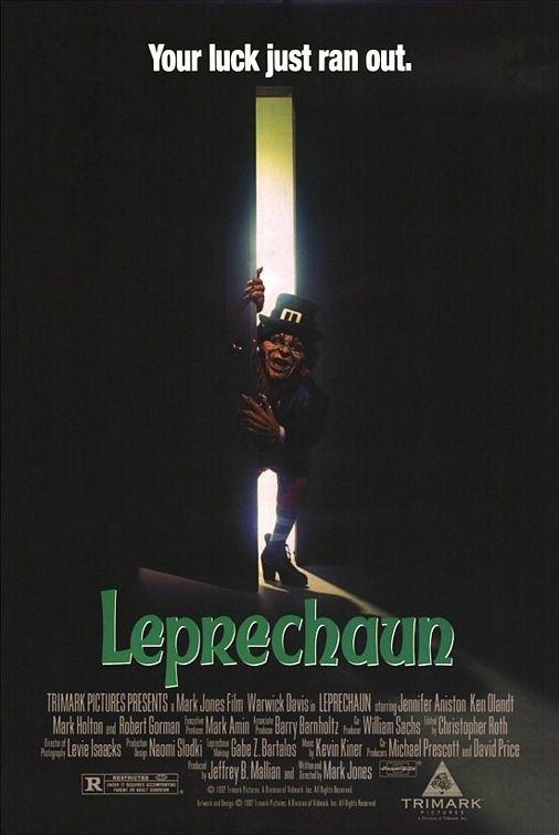 La locandina di Leprechaun