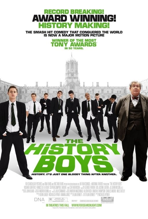 La locandina di The History Boys