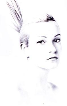 Un bel ritratto di Stefania Rocca