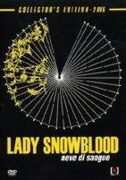 La copertina DVD di Cofanetto Lady Snowblood - Neve di sangue