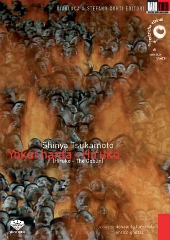 La copertina DVD di Hiruko the Goblin