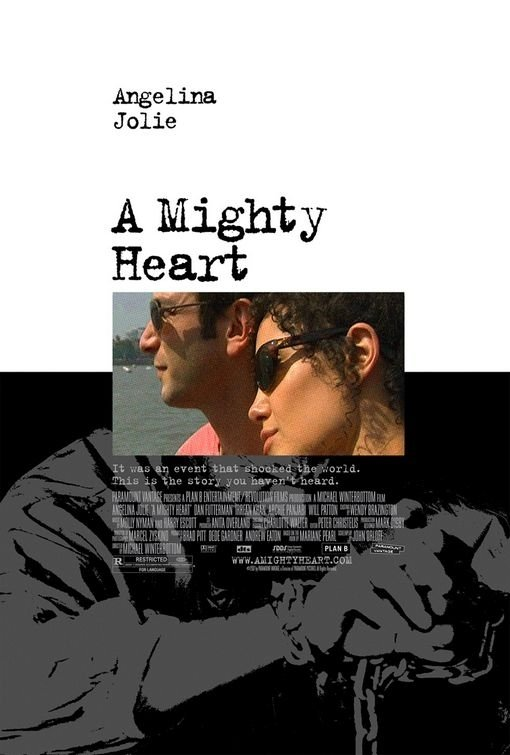 La locandina di A Mighty Heart