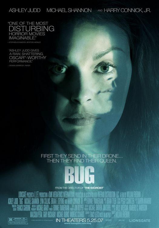 La locandina di Bug